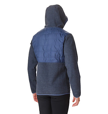 Men's Panorama™ Full Zip Hybrid Fleece Jacket , back