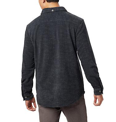 Men's Flare Gun™ Fleece Over Shirt Flare Gun™ Fleece Over Shirt | 316 | XXL, Black Tweed, back