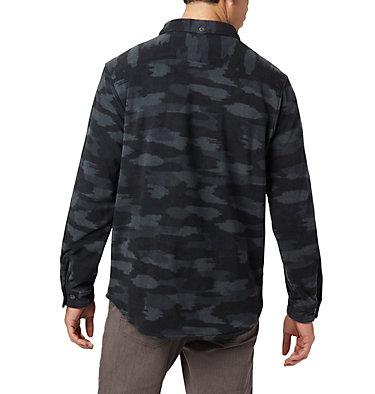 Men's Flare Gun™ Fleece Over Shirt Flare Gun™ Fleece Over Shirt | 316 | XXL, Black Camo, back