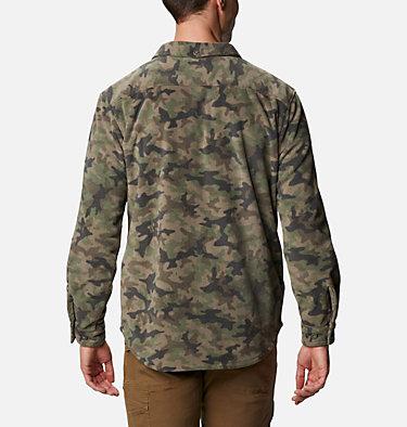 Men's Flare Gun™ Fleece Over Shirt Flare Gun™ Fleece Over Shirt | 316 | XXL, Cypress Camo, back