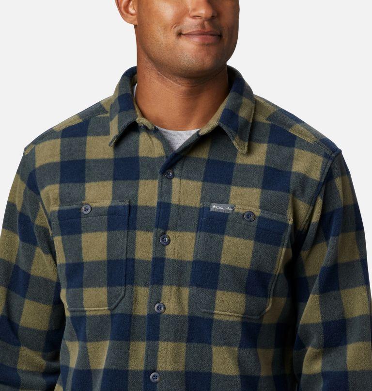 Men's Flare Gun™ Fleece Over Shirt Men's Flare Gun™ Fleece Over Shirt, a2