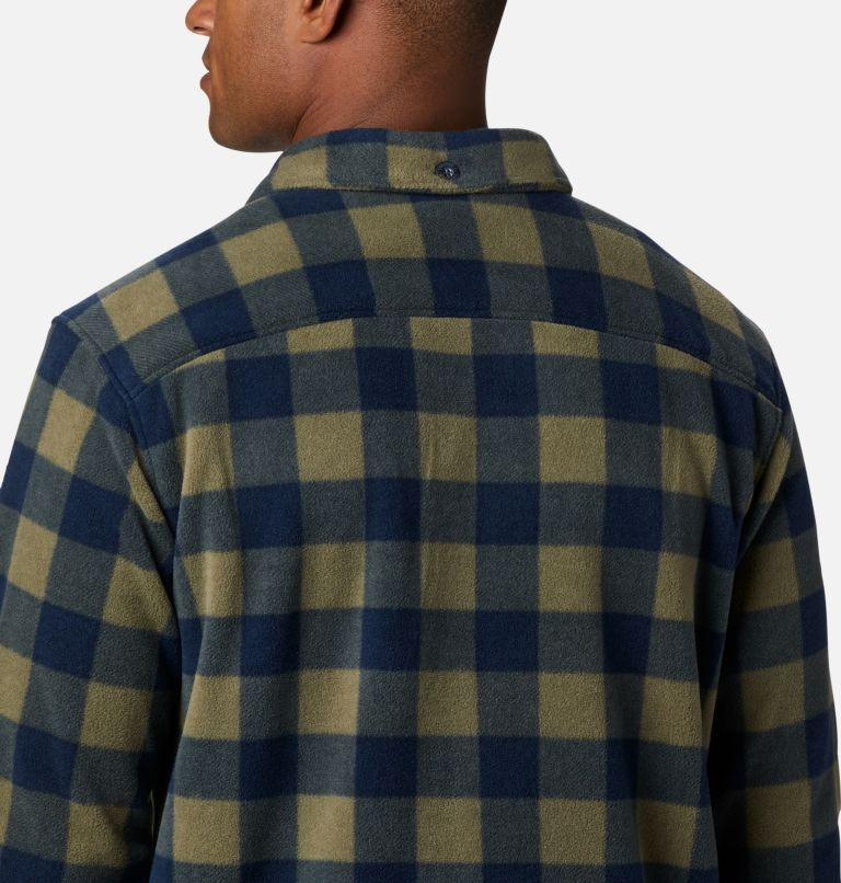 Men's Flare Gun™ Fleece Over Shirt Men's Flare Gun™ Fleece Over Shirt, a3