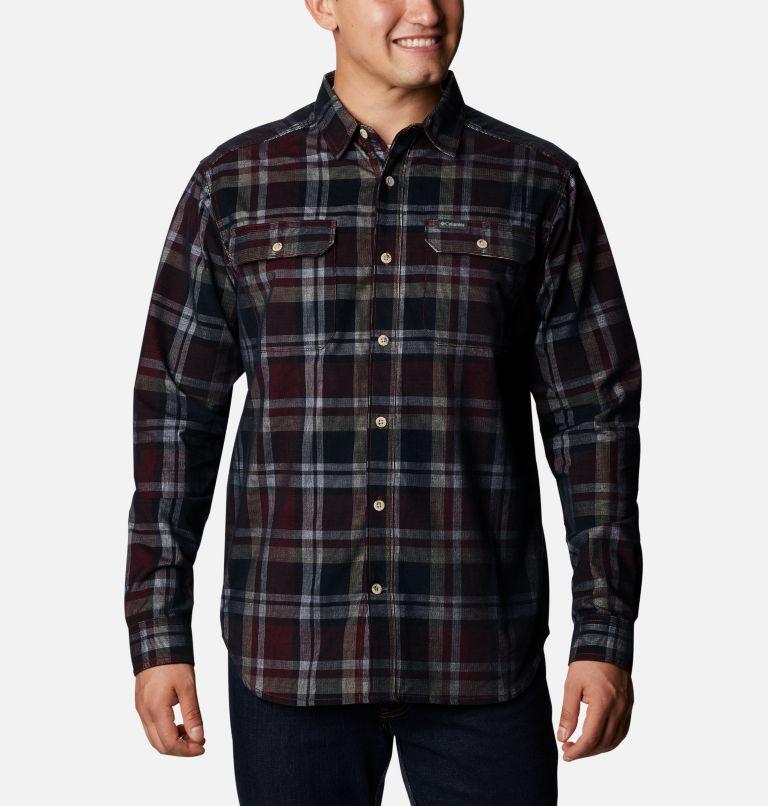 Men's Flare Gun™ Corduroy Shirt Men's Flare Gun™ Corduroy Shirt, front