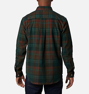 Chemise en velours côtelé Flare Gun™ pour homme Flare Gun™ Corduroy Shirt | 010 | S, Spruce Plaid, back