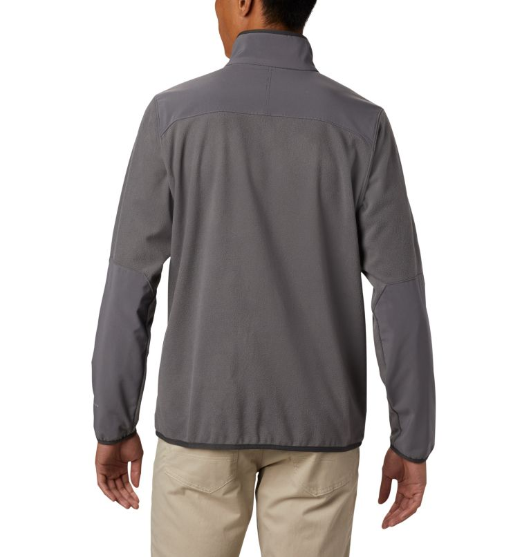 Men's Teihen Trails™ Fleece Full Zip Men's Teihen Trails™ Fleece Full Zip, back