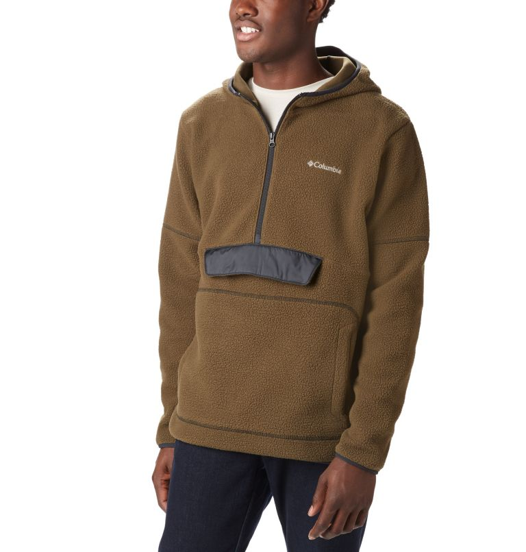 Men's Rugged Ridge Sherpa Pullover Hoodie Men's Rugged Ridge Sherpa Pullover Hoodie, front