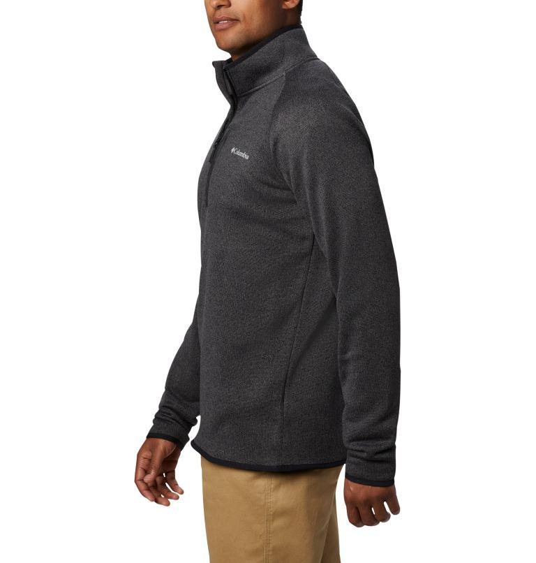 Canyon Point™ Fleece 1/2 Zip | 010 | M Men's Canyon Point™ Half-Zip Fleece, Black, a3