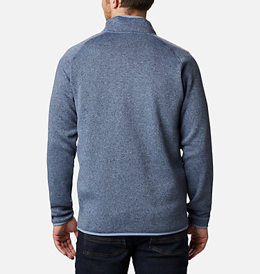 Men's Canyon Point™ Half-Zip Fleece Sweater Canyon Point™ Fleece 1/2 Zip | 449 | M, Bluestone, back