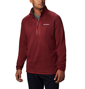 Men's Canyon Point™ Half-Zip Sweater Fleece
