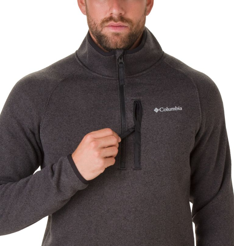 Men's Canyon Point Half-Zip Sweater Fleece Men's Canyon Point Half-Zip Sweater Fleece, a1
