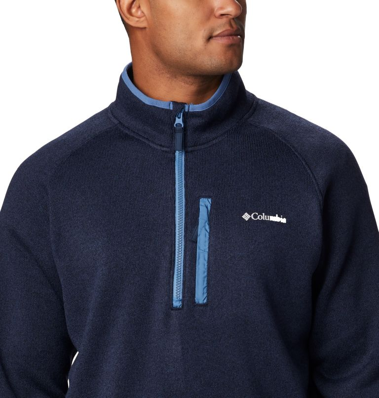 Men's Canyon Point Half-Zip Sweater Fleece Men's Canyon Point Half-Zip Sweater Fleece, a1