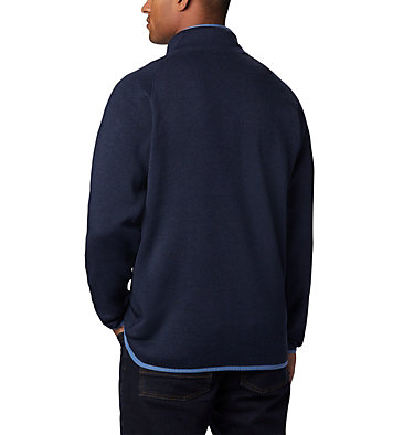 Men's Canyon Point Half-Zip Sweater Fleece , back