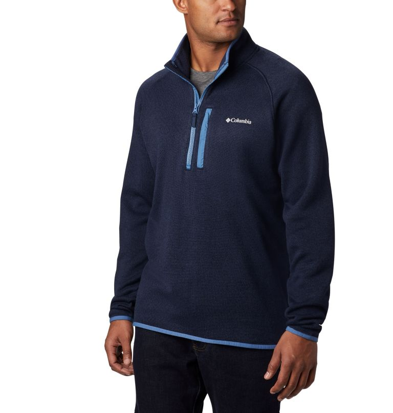 Men's Canyon Point Half-Zip Sweater Fleece Men's Canyon Point Half-Zip Sweater Fleece, front