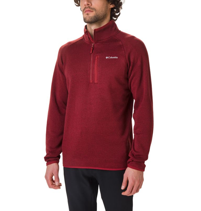 Men's Canyon Point Half-Zip Sweater Fleece Men's Canyon Point Half-Zip Sweater Fleece, a2