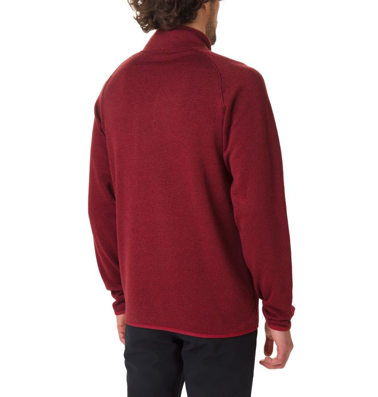 Men's Canyon Point Half-Zip Sweater Fleece Men's Canyon Point Half-Zip Sweater Fleece, back