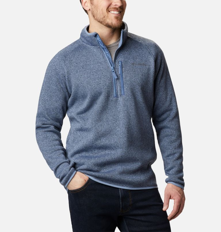 Men's Canyon Point™ Half-Zip Fleece - Big Men's Canyon Point™ Half-Zip Fleece - Big, a3