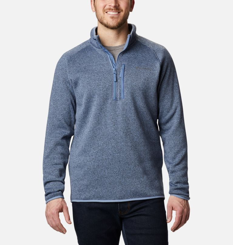 Men's Canyon Point™ Half-Zip Fleece - Big Men's Canyon Point™ Half-Zip Fleece - Big, front