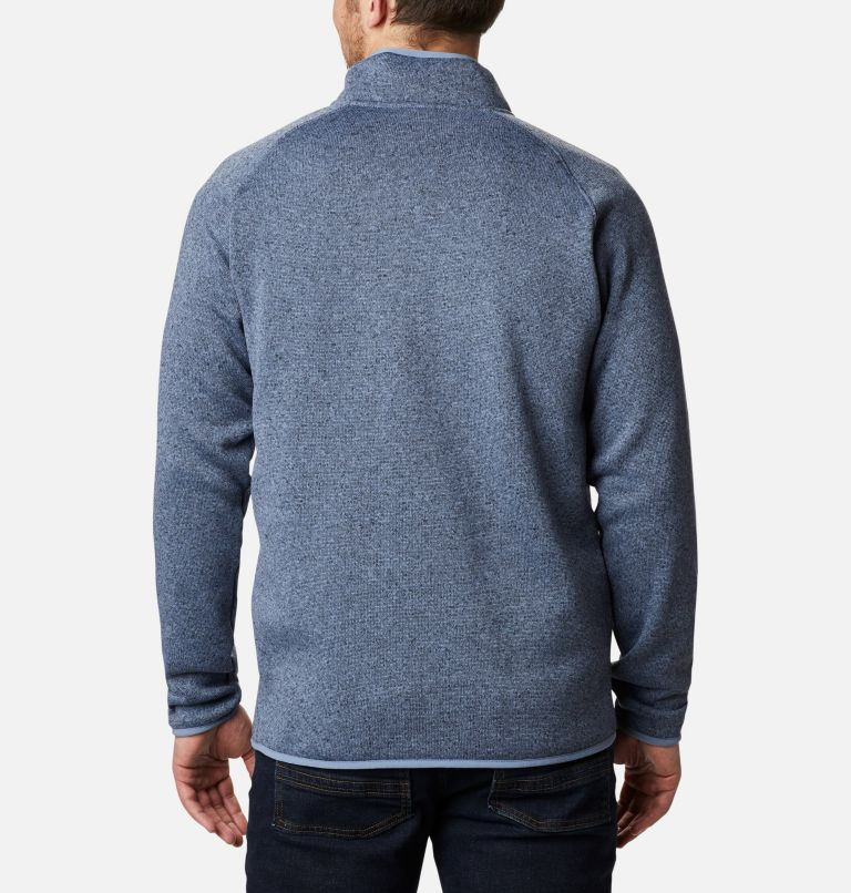 Men's Canyon Point™ Half-Zip Fleece - Tall Men's Canyon Point™ Half-Zip Fleece - Tall, back