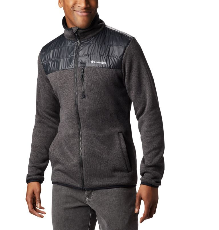 Men's Canyon Point Fleece Jacket Men's Canyon Point Fleece Jacket, a1