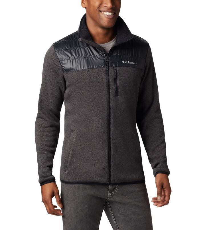 Men's Canyon Point Fleece Jacket Men's Canyon Point Fleece Jacket, front