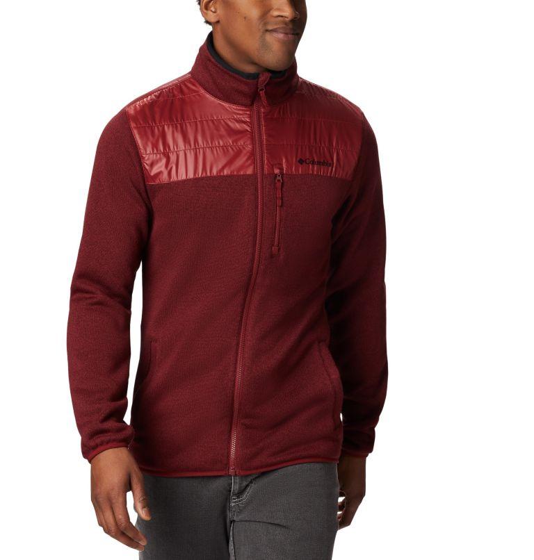 Men's Canyon Point Full Zip Sweater Fleece Men's Canyon Point Full Zip Sweater Fleece, a2