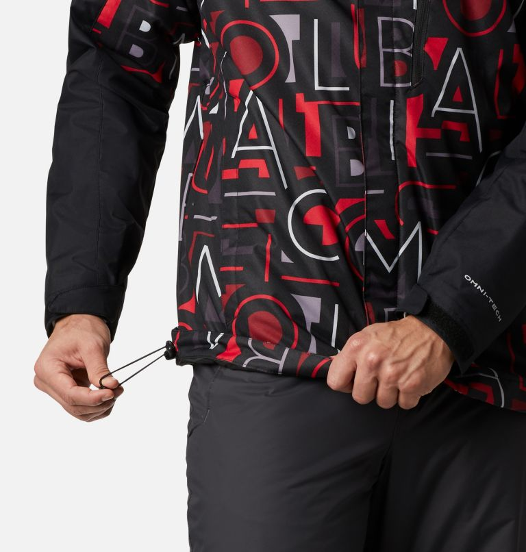 Whirlibird™ IV Interchange Jacket | 009 | XXL Manteau Interchange Whirlibird™ IV pour homme, Black Multi Typo, Black, a6