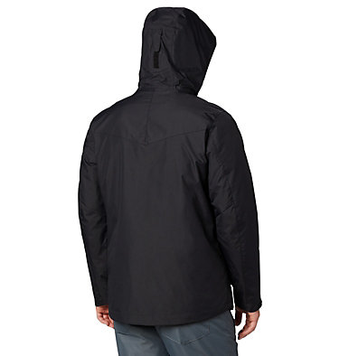Men's Whirlibird™ IV Insulated Interchange Jacket Whirlibird™ IV Interchange Jacket | 271 | XXL, Black, back