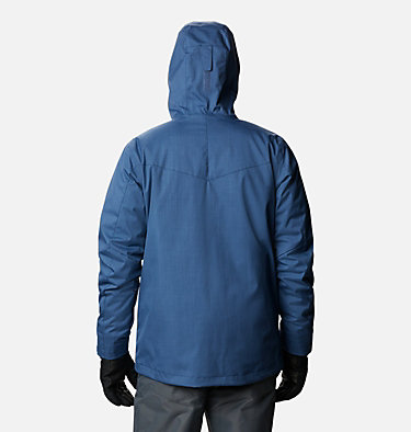 Men's Whirlibird™ IV Insulated Interchange Jacket Whirlibird™ IV Interchange Jacket | 271 | XXL, Night Tide Melange, back