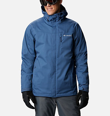 Men's Whirlibird™ IV Insulated Interchange Jacket Whirlibird™ IV Interchange Jacket | 613 | M, Night Tide Melange, front