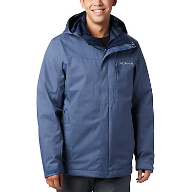 Men's Whirlibird™ IV Insulated Interchange Jacket Whirlibird™ IV Interchange Jacket | 271 | XXL, Dark Mountain Melange, front