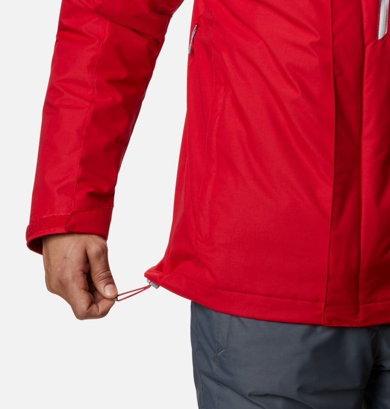 Whirlibird™ IV Interchange Jacket | 613 | S Men's Whirlibird™ IV Insulated Interchange Jacket, Mountain Red, a5