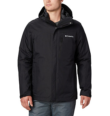 Men's Whirlibird™ IV Interchange Jacket - Big Whirlibird™ IV Interchange Jacket | 271 | 2X, Black, front