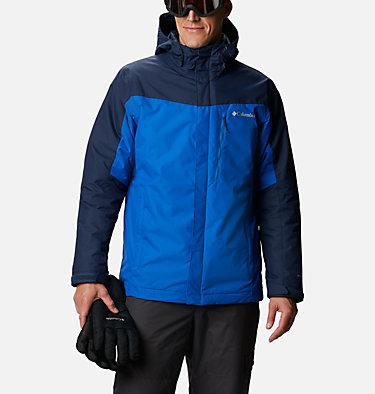 Men's Whirlibird™ IV Interchange Jacket - Big Whirlibird™ IV Interchange Jacket | 271 | 2X, Bright Indigo, Collegiate Navy, front