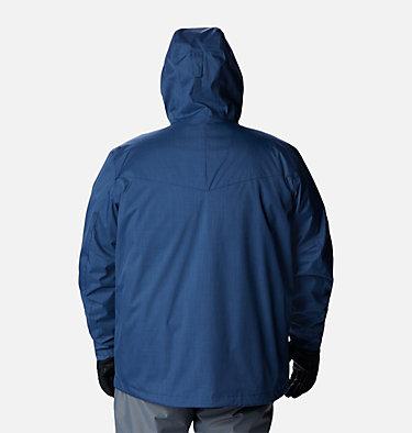 Men's Whirlibird™ IV Interchange Jacket - Big Whirlibird™ IV Interchange Jacket | 271 | 2X, Night Tide Melange, back