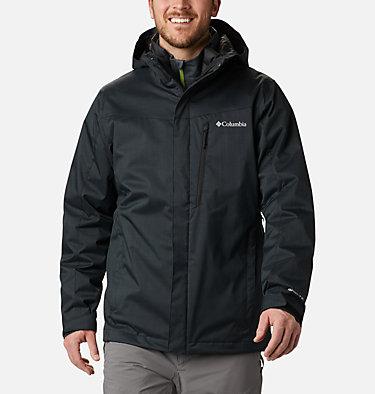 Men's Whirlibird™ IV Interchange Jacket - Tall Whirlibird™ IV Interchange Jacket | 316 | LT, Black Melange, front