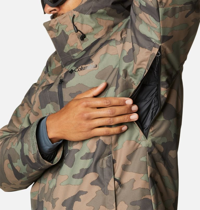 Whirlibird™ IV Interchange Jacket   316   XLT Men's Whirlibird™ IV Interchange Jacket - Tall, Cypress Traditional Camo, a5
