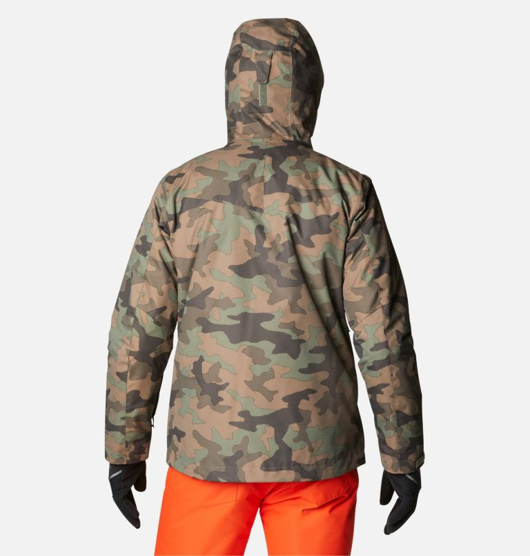 Whirlibird™ IV Interchange Jacket   316   XLT Men's Whirlibird™ IV Interchange Jacket - Tall, Cypress Traditional Camo, back