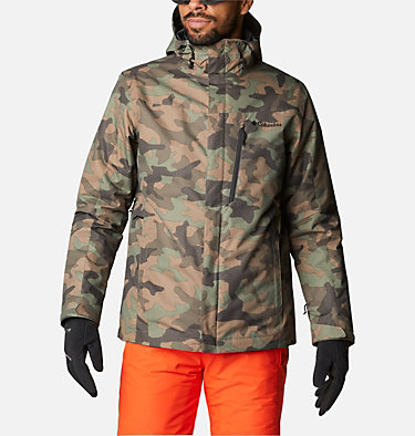 Men's Whirlibird™ IV Interchange Jacket - Tall Whirlibird™ IV Interchange Jacket | 316 | LT, Cypress Traditional Camo, front