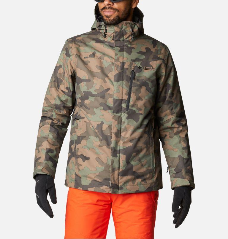 Whirlibird™ IV Interchange Jacket   316   XLT Men's Whirlibird™ IV Interchange Jacket - Tall, Cypress Traditional Camo, front