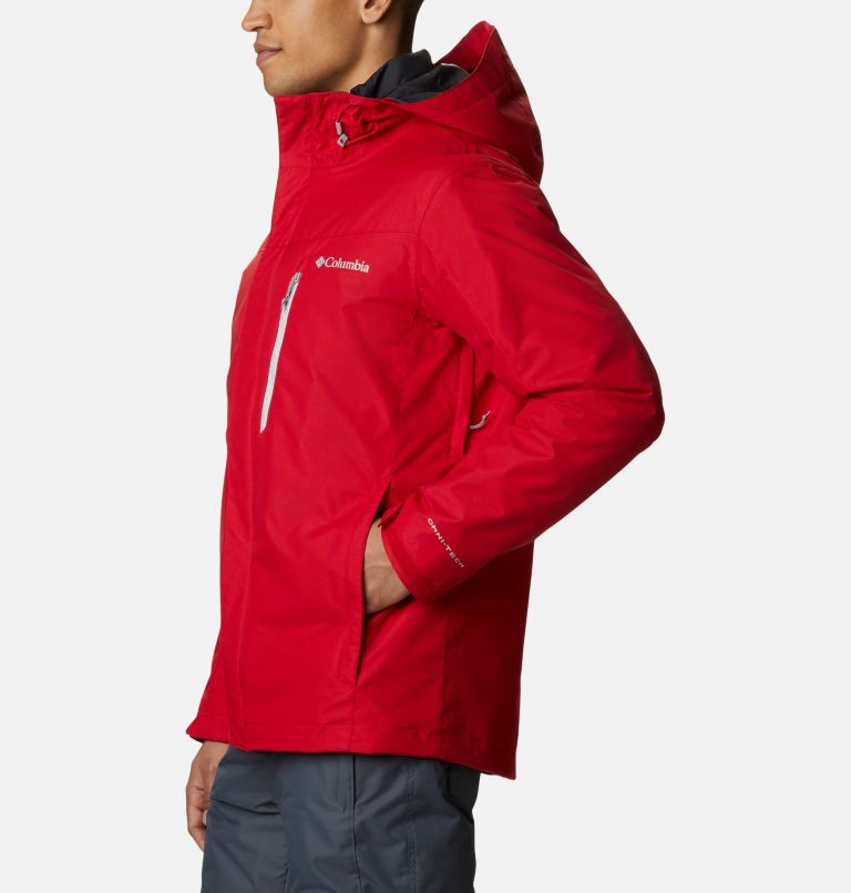 Whirlibird™ IV Interchange Jacket | 613 | 5XT Men's Whirlibird™ IV Interchange Jacket - Tall, Mountain Red, a1