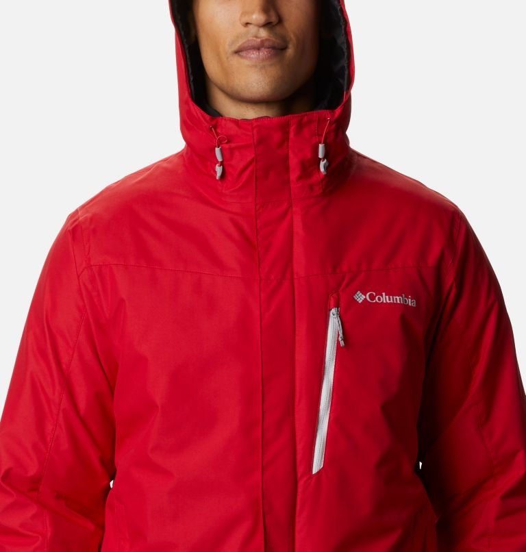 Whirlibird™ IV Interchange Jacket | 613 | 5XT Men's Whirlibird™ IV Interchange Jacket - Tall, Mountain Red, a2