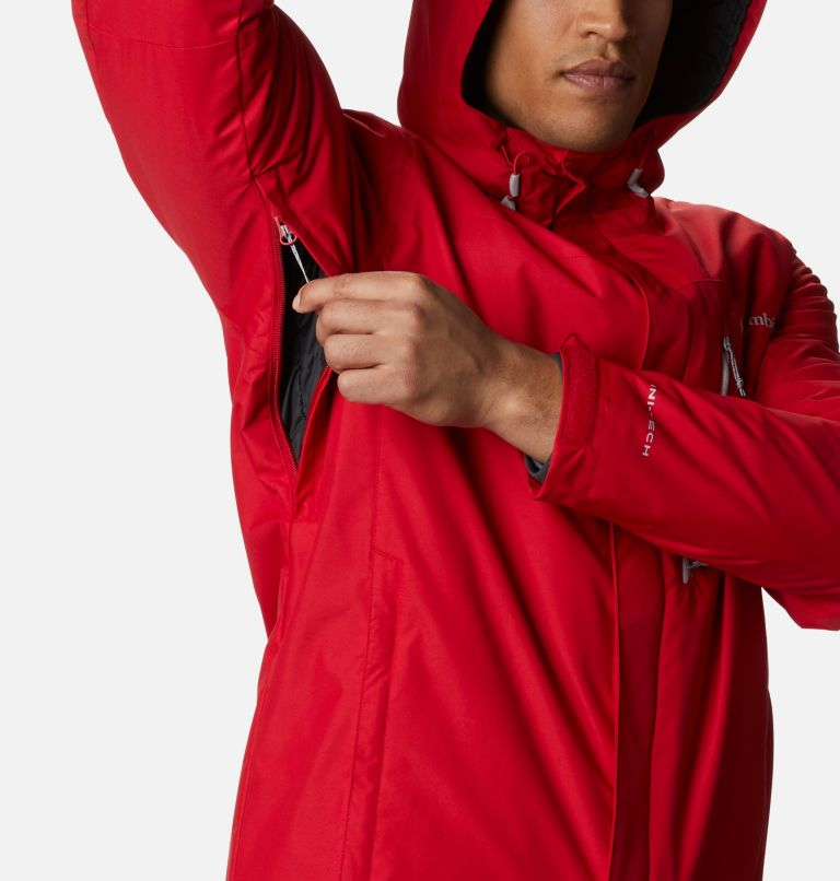 Whirlibird™ IV Interchange Jacket | 613 | 5XT Men's Whirlibird™ IV Interchange Jacket - Tall, Mountain Red, a4