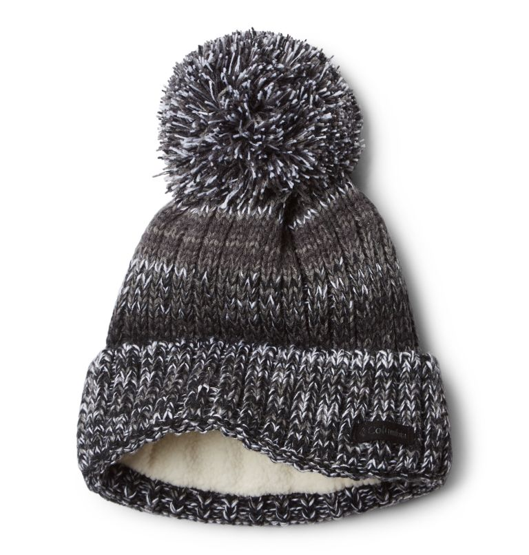 Winter Blur™ Beanie II | 010 | O/S Tuque Winter Blur™ II, Black, a1