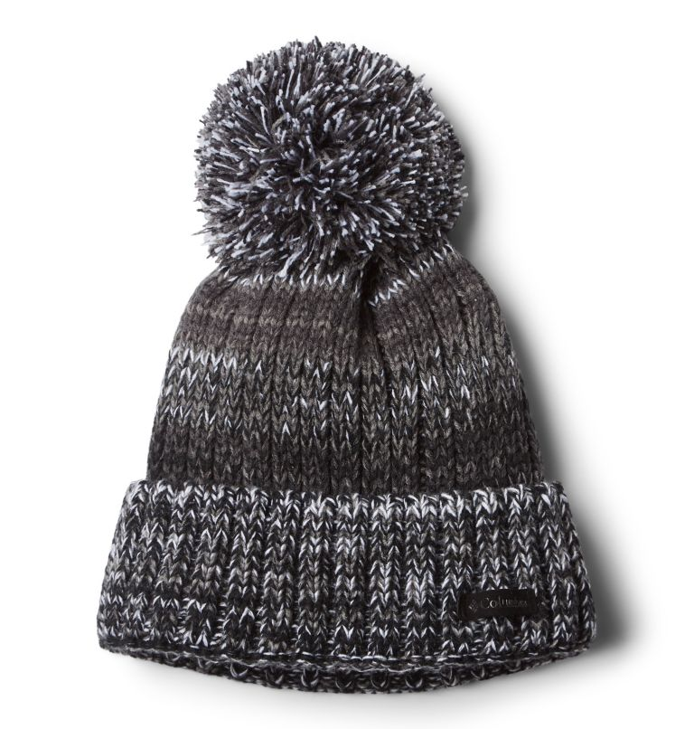 Winter Blur™ Beanie II | 010 | O/S Tuque Winter Blur™ II, Black, front