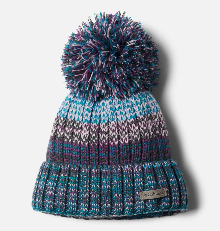 Winter Blur™ Beanie II | 370 | O/S Winter Blur™ Beanie II, Spruce, front
