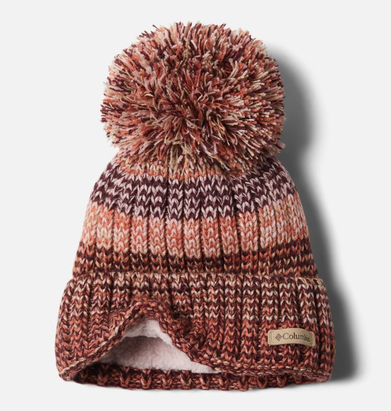 Winter Blur™ Beanie II | 604 | O/S Tuque Winter Blur™ II, Nova Pink, a1