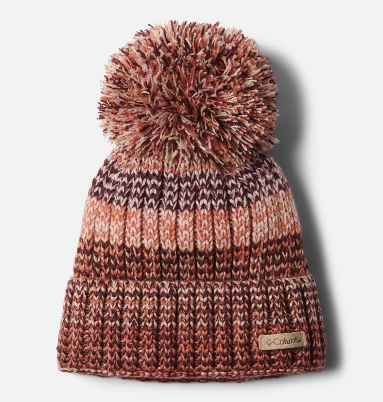 Winter Blur™ Beanie II | 604 | O/S Tuque Winter Blur™ II, Nova Pink, front