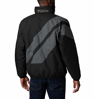 Parka Sideline Homme Sideline™ Parka | 011 | S, Black, City Grey, back