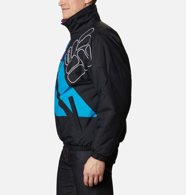 Sideline™ Parka | 011 | XL Men's Sideline Parka, Black, Fjord Blue, a1