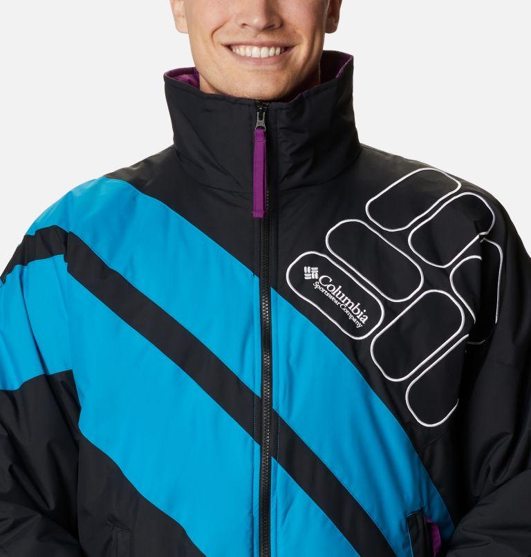 Sideline™ Parka | 011 | XL Men's Sideline Parka, Black, Fjord Blue, a2